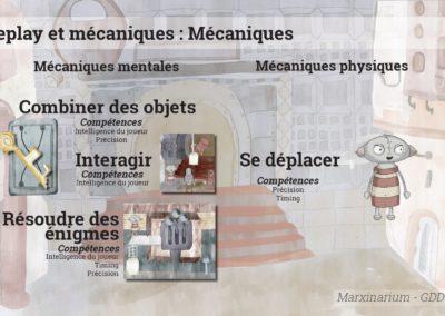 Mécaniques - Marxinarium