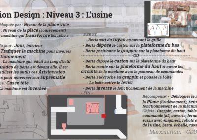 MIssion Design - Marxinarium