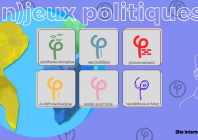 Enjeux Politiques
