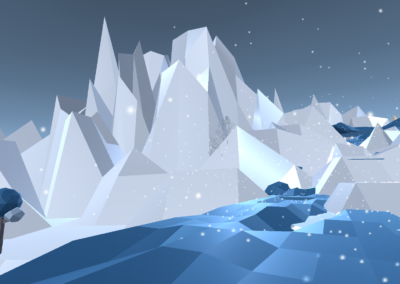 Environnements Low Poly