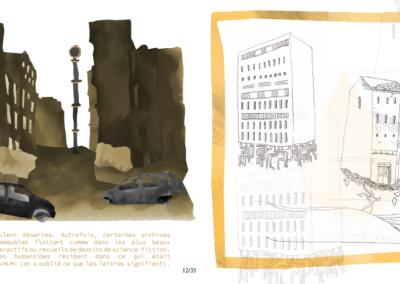 Artbook - Ville